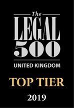 Colin Russ-Top Tier-Legal 500-Mediators-UK-wide